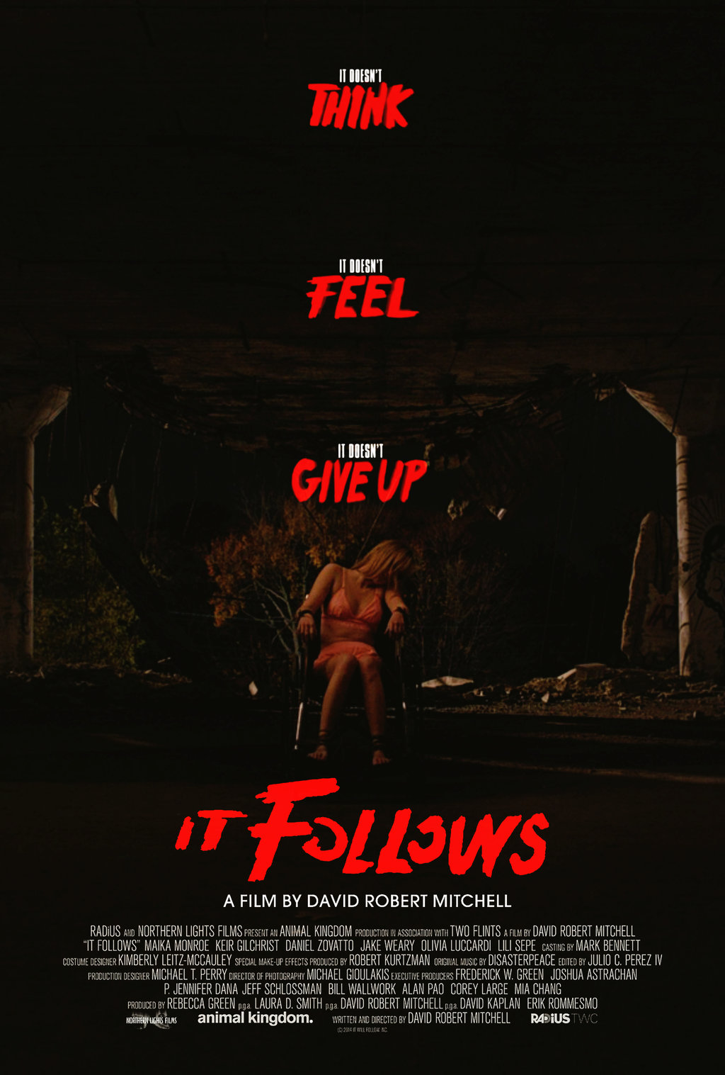 movie review it follows 2015