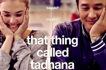 "Poster for the movie ""That Thing Called Tadhana"""