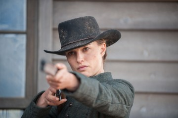WATCH: Gun-toting Natalie Potman in 'Jane Got a Gun' trailer