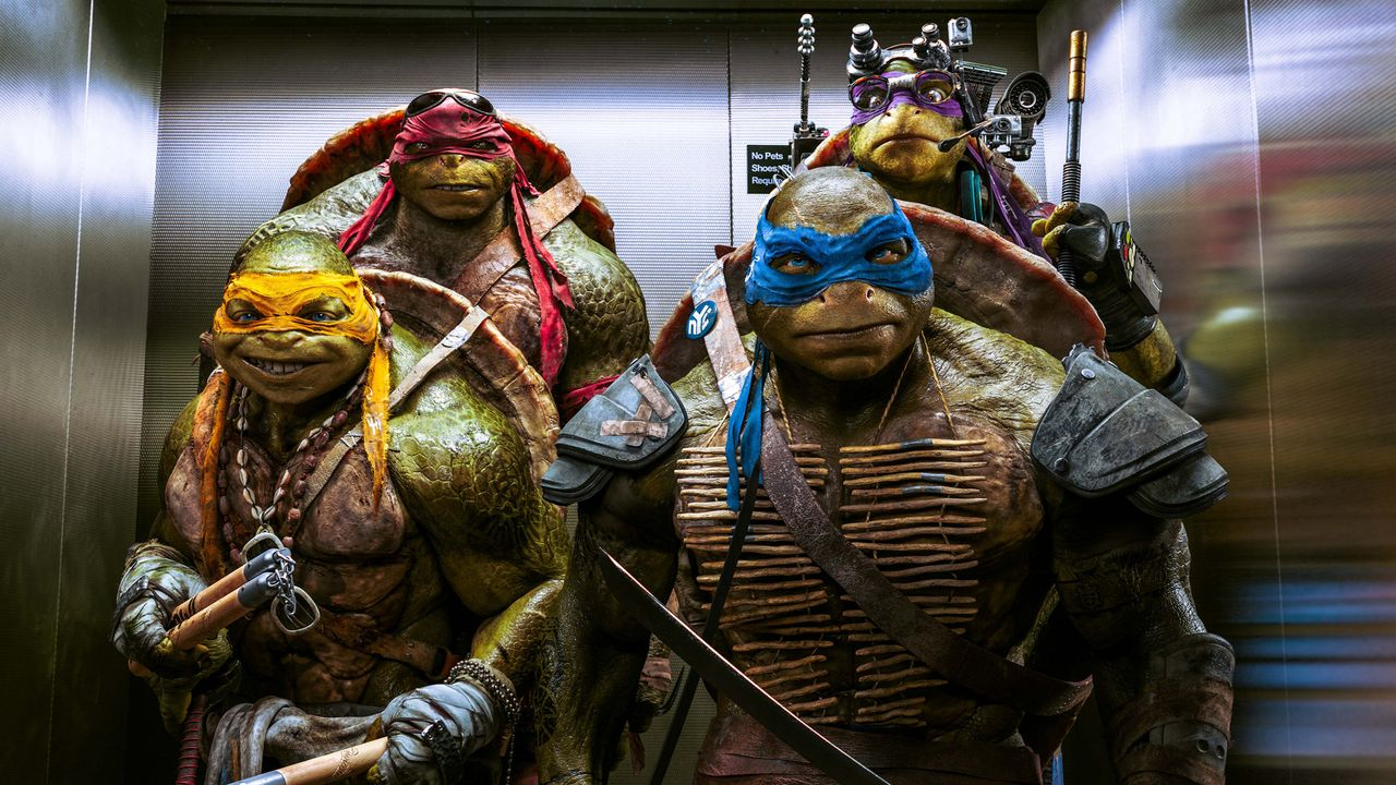 Movie Review Teenage Mutant Ninja Turtles Out Of The Shadows 2016