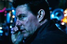 WATCH: New trailer for Tom Cruise action 'Jack Reacher: Never Go Back'