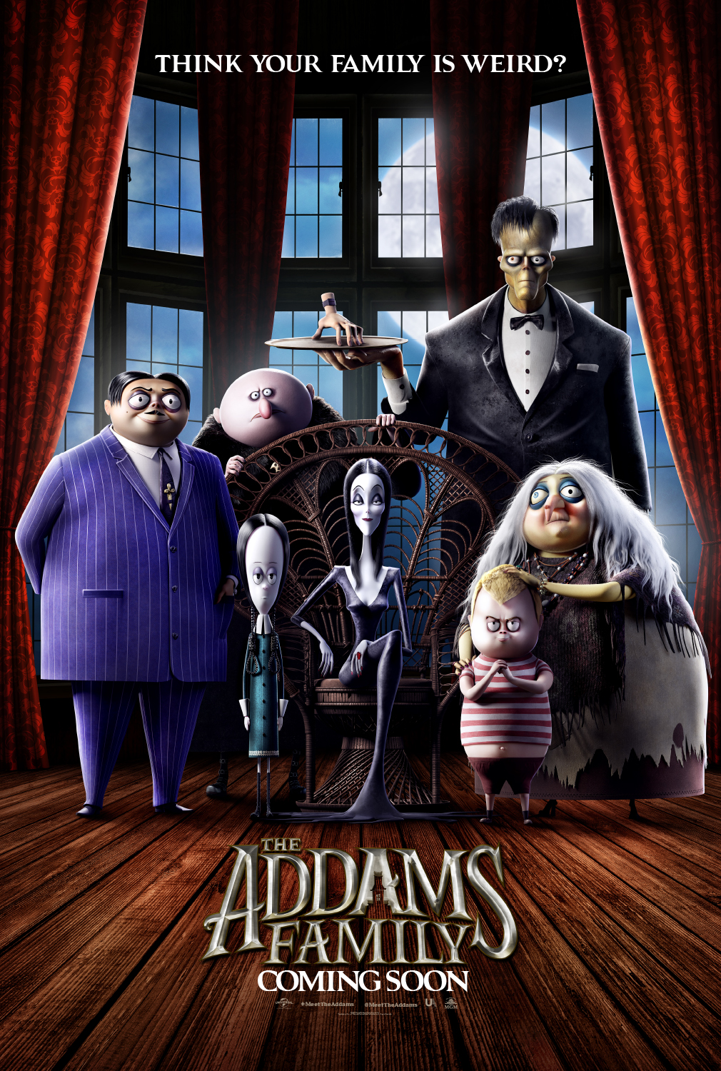 WATCH: The trailer for the new 'The Addams Family' is here!