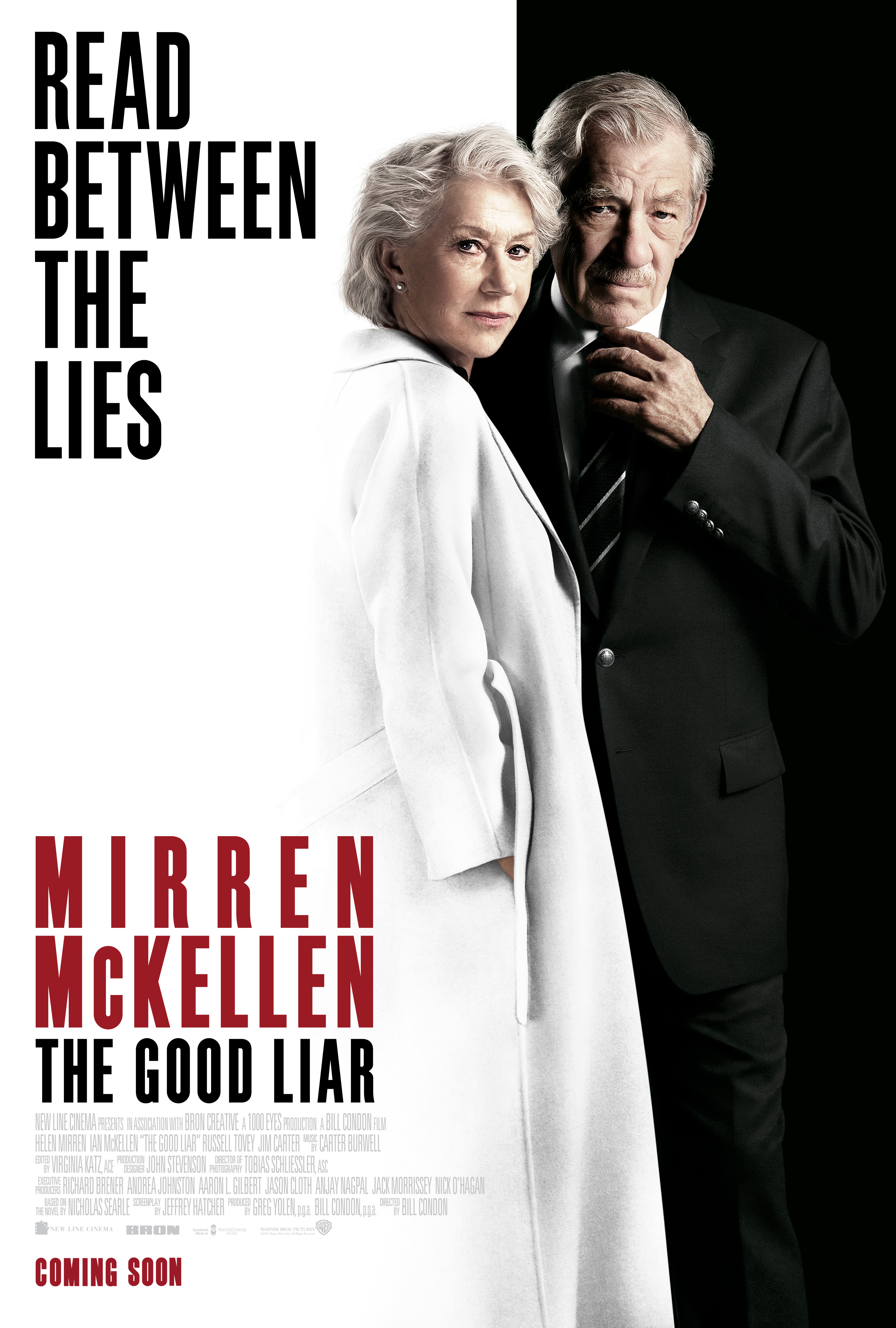 The Good Liar trailer features Helen Mirren and Ian McKellen for the first time