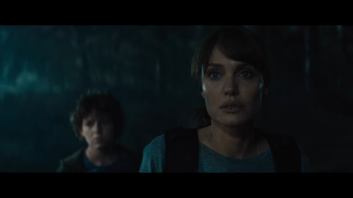"""Angelina Jolie is back in this first trailer for """"Those Who Wish Me Dead"""""""