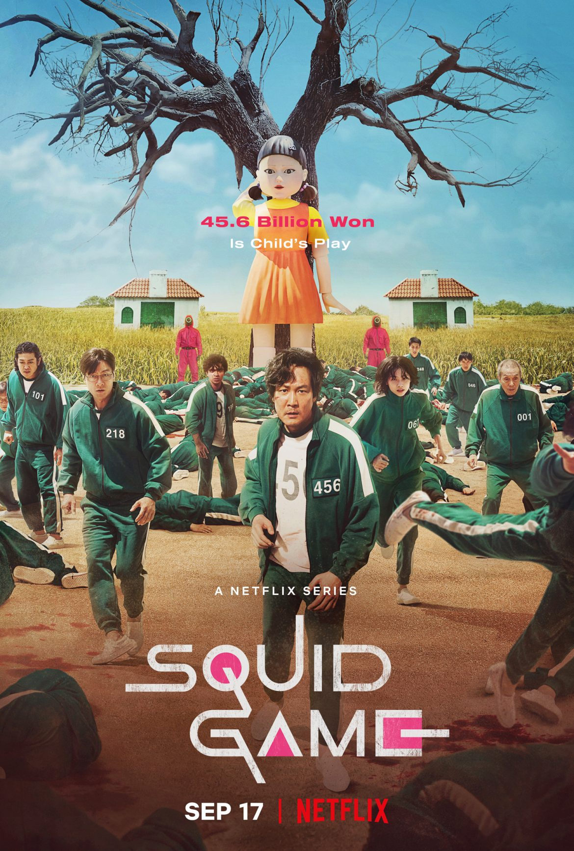 Have you seen the trailer for Netflix's 'Squid Game'?